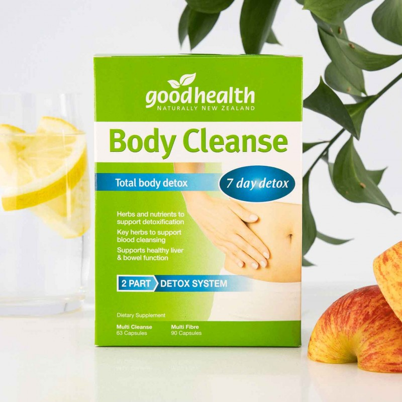 Body Cleanse Detox Pack